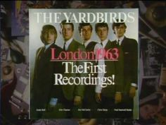 The Yardbirds (with Eric Clapton) - I'm A Man (1964)