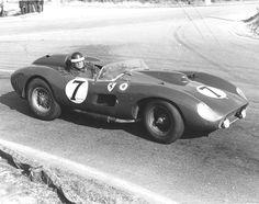 Mike Hawthorn / Luigi Musso - Ferrari 335 Sport - Ferrari - XXV Grand Prix d'Endurance les 24 Heures du Mans - 1957 F. World Sports Car Championship, round 5 - © Sutton Sports Car Racing, Sport Cars, Race Cars, Auto Racing, Grand Prix Racing, My Dream Car, Dream Cars, Nascar, Monaco