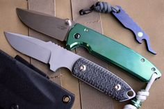 Les George VECP Fixed and Folder