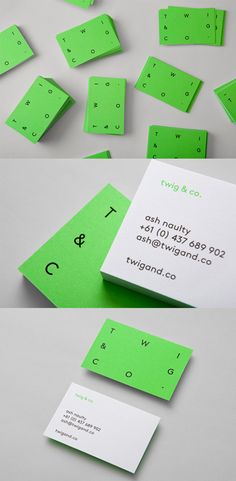 The post Vibrant Enterprise Card appeared first on DICKLEUNG DESIGN GROUP. Uncategorized Bright Business Card