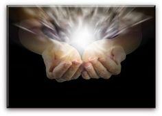 Mãos de Luz.