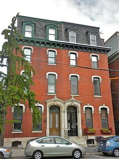This looks exactly how I imagined Lucy's historic building. Northern Liberties, Philadelphia
