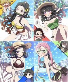 Love this anime. Fan Art Anime, Anime Art Girl, Anime Love, Anime Girls, Hot Anime, Manga Anime, Anime Demon, Demon Slayer, Slayer Anime