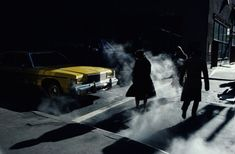 New york city by ernst haas 1960