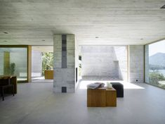 Concrete House by Wespi de Meuron | Featured on Sharedesign.com