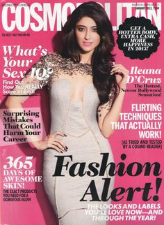 Kalajee featured in Cosmopolitan Magazine