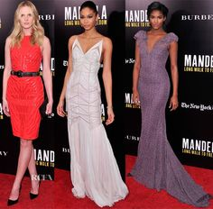 'Mandela: Long Walk To Freedom' Special Screening Red Carpet Roundup