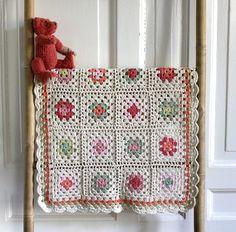 Strik til baby Archives - Side 2 af 5 - susanne-gustafsson. Granny Squares, Baby Knitting, Knit Crochet, Miniatures, Homemade, Quilts, Blanket, God Mad, Guide