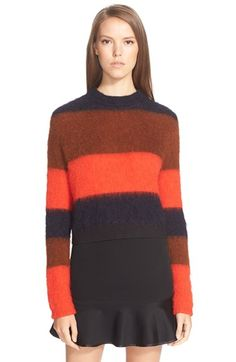 rag & bone 'Petra' Stripe Sweater available at #Nordstrom
