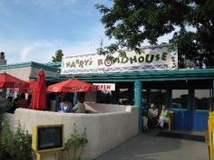 Harry's Roadhouse, Santa Fe, NM