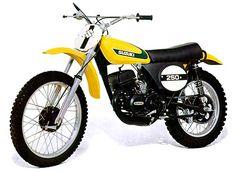 1974 Suzuki TM250 Champion