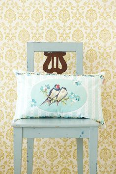 Room Seven pillow by Beddinghouse
