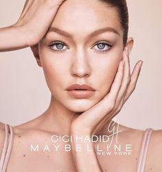 UPTOWN PRINCESS: Novidades Gigi Hadid x Maybelline