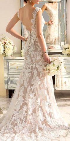gorgeous fashion wedding dresses 1