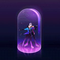 Sweet / Strange<<< I want this to be a music box that plays yuri on ice when you open it