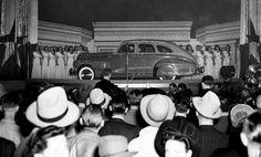 Chicago Auto Show - 1941