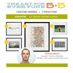 5+5: Jason Kottke. O.G. Blogger. Internet Pioneer. - 20x200