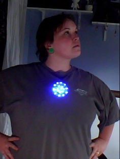 Build your own Arc reactor. This will come in handy for Kims costume.