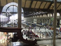 French stations are very similar and big. However , they are mostly similar to mr bean holiday