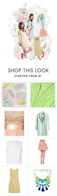 """""""Spring Style Inspo - Rose Byrne"""" by clampigirl ❤ liked on Polyvore featuring Little Mistress, WithChic, Yves Saint Laurent, White Mark, J.Crew, Christian Louboutin, Fendi, Kate Spade, Kenneth Jay Lane and Essie"""