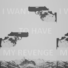 I want to have a revenge so I can payback the same person who ruined my entire family's lives.