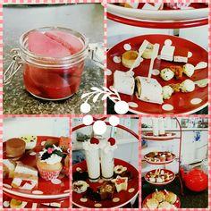 Kerst high-tea High Tea, Chocolate Fondue, Desserts, Food, Tea, Tailgate Desserts, Tea Time, Deserts, Essen