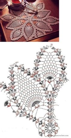 See More Pattern For Crochet Crochet Tablecloth Pattern, Crochet Doily Diagram, Crochet Pillow Pattern, Crochet Doily Patterns, Crochet Mandala, Crochet Chart, Thread Crochet, Filet Crochet, Crochet Motif