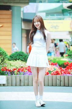 PLEDIS GIRLZ - Kim MinKyung #김민경 #민경 160729 #플레디스걸즈