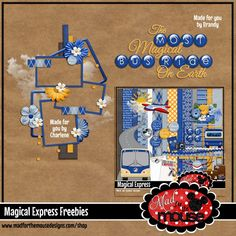 Mad for the Mouse: Have you heard? Disney Scrapbook, Scrapbook Cards, Scrapbooking, Disney Magical Express, Theme Mickey, Mad, Creations, Make It Yourself, Digital