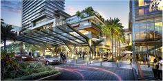 Retail Architecture, Commercial Architecture, Modern Architecture, Architecture Visualization, Architecture Portfolio, Mall Design, Retail Design, Shoping Mall, Mall Facade