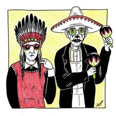 Something Borrowed (a conversation about cultural appropriation in Rookie Magazine)