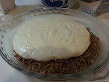 No-bake Low Carb Cheesecake