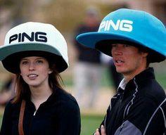 Golf Caps - Size XXXL