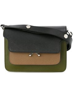 MARNI Mini  Trunk  Shoulder Bag.  marni  bags  shoulder bags  hand bags   leather   489c9ca68c240