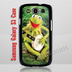 The Muppets Theaters Kermit Samsung Galaxy S3 Case
