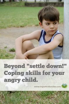 Help your child learn to manage their angry feelings with these 7 tips (plus a few bonus tips for parents!)