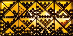 Bottles on the wall Wine Wall Decor, Tapas Bar, Wine Rooms, Interior Design, Bottles, Walls, Google Search, Decoration, Image