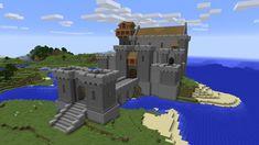 MCNoodlor Inspired Castle Mashup