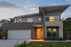 colour scheme house exterior - Google Search