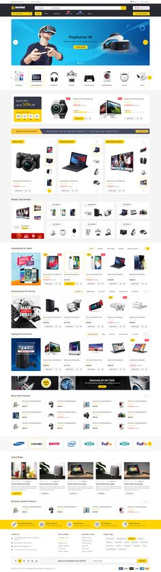 💥#eMarket - #1 Multi-vendor MarketPlace WordPress Theme 2020 ready with #new designs and #Elementor now! eMarket is the best multi vendor marketplace WordPress theme chosen as featured item by Envato Team. Also, as a Power Elite Author with over 11+ years of experience in Web Design, we develop this theme as a key item with beautiful, unique and professional design for all ecommerce website. #wpthemego #wordpresstheme #mobilelayout #multivendor #marketplace #woocommerce #ecommerce