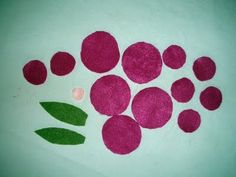 The Little Giggler: Felt Hibiscus Tutorial
