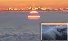 Photographer takes breathtaking pictures of European mountain ranges #DailyMail