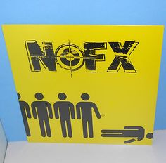 NOFX wolves in wolves clothing LP Record SEALED Vinyl