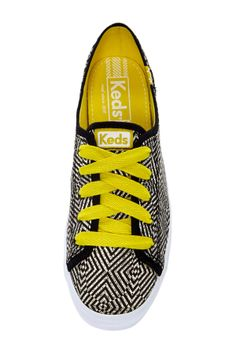 Rally Optic Lace-Up Sneaker