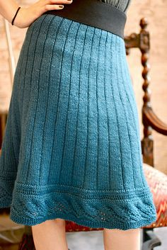 Oceanic Skirt