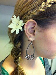Bye Bye Beehive │ A Hairstyle Blog: Braids