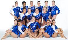 2013 Florida Gators Gymnastics Team