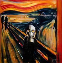 Scream - Munch