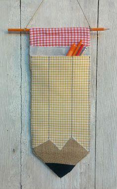 Back to School Treat Banner - Bandiera Porta Regalo - The Creative Factory #thecreativefactory #handmadebacktoschool
