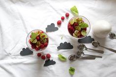 MA JOLIE CUISINE: Pohárky s krémovou čokoládou